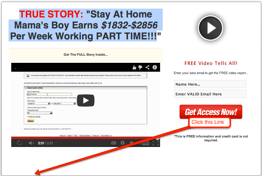 How to make extra money part time at home effectively